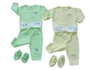 Les vêtements bébé mixte pour ne plus se prendre la tête
